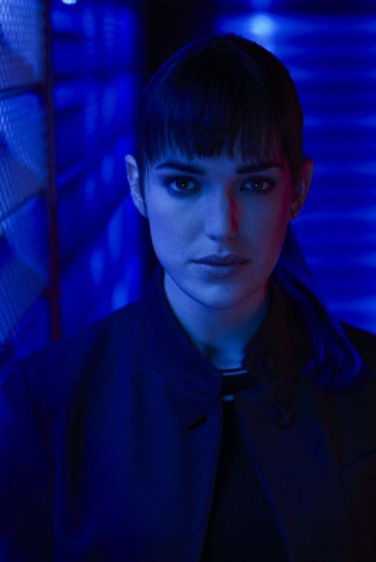 ELIZABETH HENSTRIDGE - Agents of S.H.I.E.L.D, Season 6 Poster