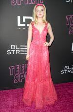ELLE FANNING at Teen Spirit Special Screening in Los Angeles 04/02/2019