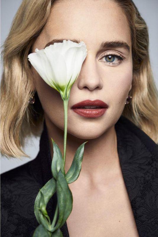 EMILIA CLARKE for Dolce & Gabbana 2019