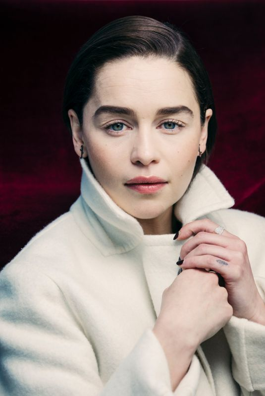 EMILIA CLARKE for New York Times, 2019
