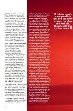 EMILIA CLARKE in Air Magazine, April 2019
