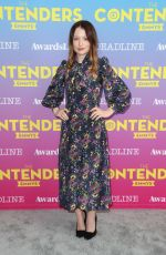 EMILY BROWNING at American Gods Panel at Deadline Contenders Emmy Event in Los Angeles 04/07/2019