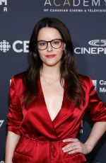 EMILY HAMPSHIRE at 2019 Canadian Screen Awards Gala 03/31/2019