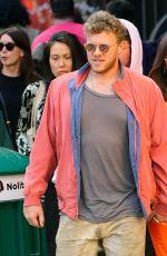 EMILY RATAJKOWSKI and Sebastian Bear-McClard Out in New York 04/06/2019
