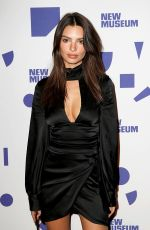 EMILY RATAJKOWSKI at New Museum Spring 2019 Gala in New York 04/03/2019