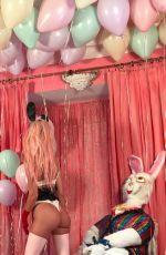 EMILY RATAJKOWSKI - Happy Easter for Love Magazine, April 2019