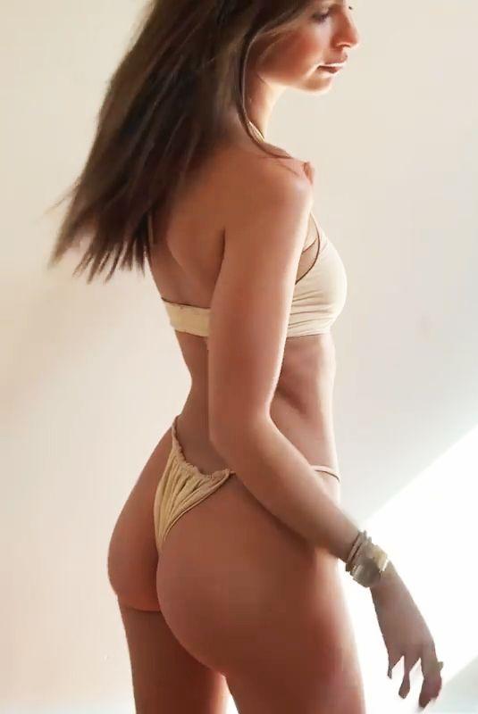 EMILY RATAJKOWSKI in Bikini at a Photoshoot - Instagram Pictures and video 04/01/2019