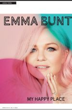 EMMA BUNTON in Ajoure Magazine, Germany May 2019