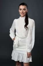 EMMA LAHANA for WonderCon 2019 in Anaheim, March 2019