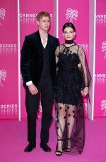 EMMA MACKEY at 2019 Cannes International Series Festival  Closing Night 04/10/2019