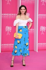 EMMA MACKEY at 2nd Cannesseries at Palais Des Festivals in Cannes 04/08/2019