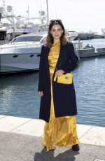 EMMA MACKEY at Jury Photocall at International Series Festival in Cannes 04/09/2019