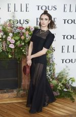 EMMA ROBERTS at Elle Tribute to Emma Roberts in Madrid 04/03/2019