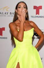 ERIKA CSISZER at 2019 Billboard Latin Music Awards Press Room in Las Vegas 04/25/2019
