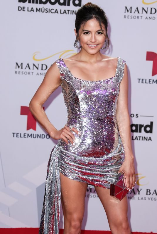 ERIN LIM at 2019 Billboard Latin Music Awards Press Room in Las Vegas 04/25/2019