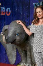 EVA MARCIEL at Dumbo Premiere in Madrid 03/28/2019
