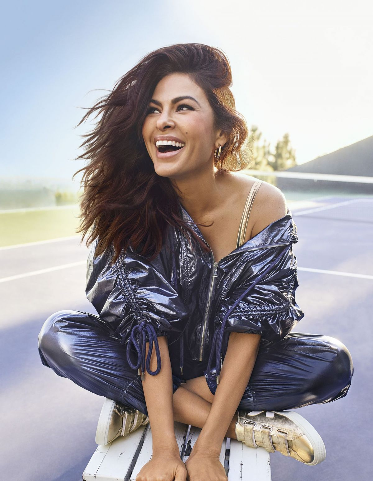 EVA MENDES in Women's Health Magazine, May 2019 – HawtCelebs