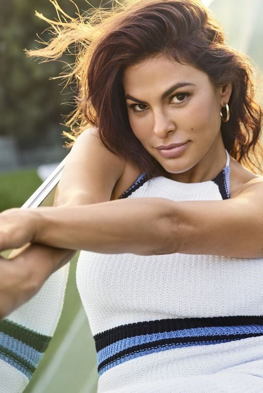 EVA MENDES in Women's Health Magazine, May 2019