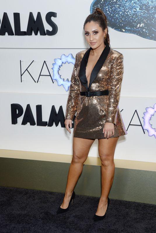 FRANCIA RAISA at Kaos Grand Opening in Las Vegas 04/05/2019