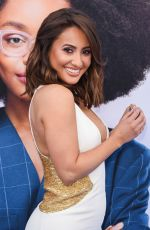 FRANCIA RAISA at Little Premiere in Westwood 04/08/2019