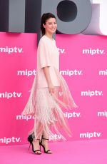 FUJII MINA at 2nd Cannesseries at Palais Des Festivals in Cannes 04/08/2019