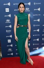 GABRIELLE RUIZ at 2019 Glaad Media Awards in Los Angeles 03/28/2019