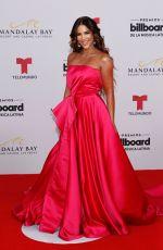 GABY ESPINO at 2019 Billboard Latin Music Awards Press Room in Las Vegas 04/25/2019