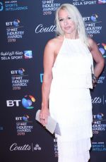 GAIL EMMS at BT Sport Industry Awards 2019 in London 04/25/2019