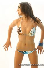 GAL GADOT in Bikini for Blazer Magazine, 2007