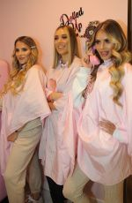 GEORGIA KOUSOULOU and CHLOE and DEMI SIMS at Doll Beauty in Liverpool 04/26/2019
