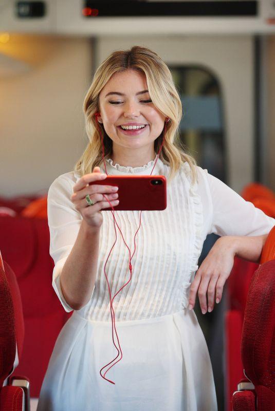 GEORGIA TOFFOLO for Vodafone