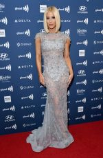 GIGI GOGEOUS at 2019 Glaad Media Awards in Los Angeles 03/28/2019