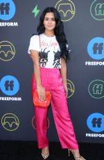 GIGI ZUMBADO at Freeform Summit in Los Angeles 03/27/2019