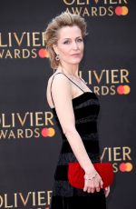 GILLIAN ANDERSON at 2019 Laurence Olivier Awards in London 04/07/2019