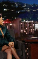 GINA RODRIGUEZ at Jimmy Kimmel Live 04/17/2019