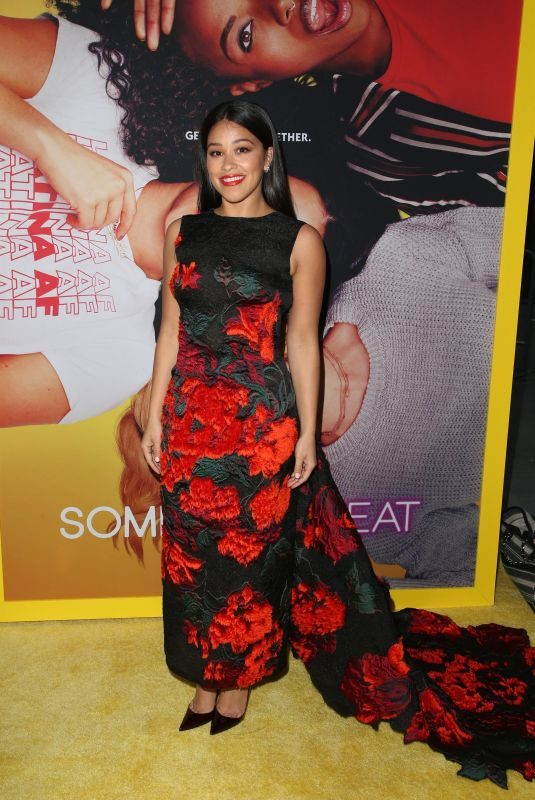 GINA RODRIGUEZ at Someone Great Special Screening in Hollywood 04/17/2019