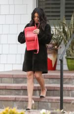 GINA RODRIGUEZ Out and About in Los Angeles 04/23/2019