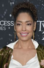 GINA TORRES at The Twilight Zone Premiere in Hollywood 03/26/2019