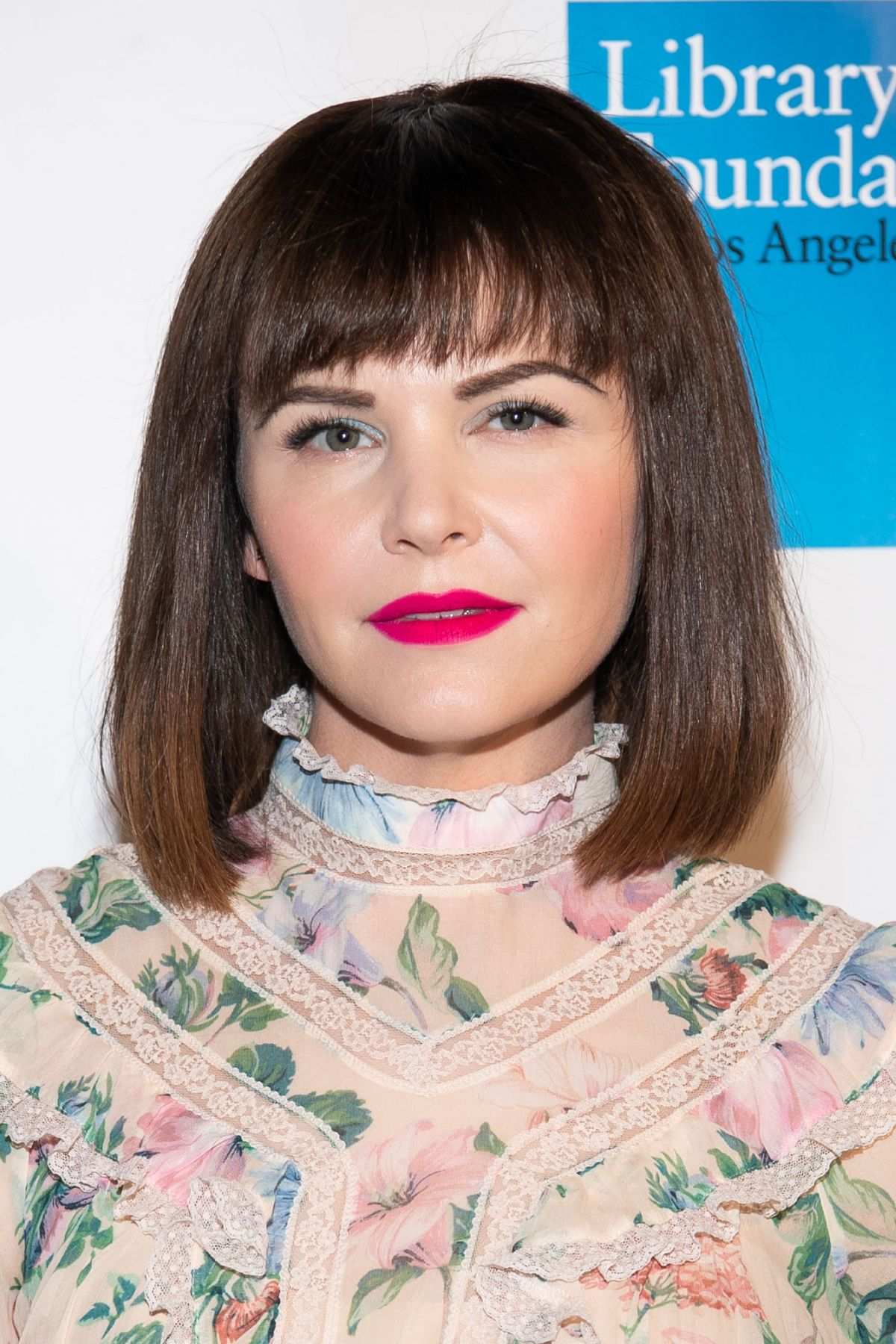 GINNIFER GOODWIN at Library Foundation of Los Angeles ...