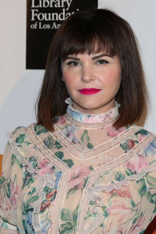 GINNIFER GOODWIN at Library Foundation of Los Angeles' Young Literati's 11th Annual Toast 04/06/2019