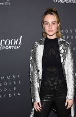 GRACE VAN PATTEN at Hollywood Reporter