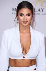 GREICE SANTO at 2019 Billboard Latin Music Awards Press Room in Las Vegas 04/25/2019
