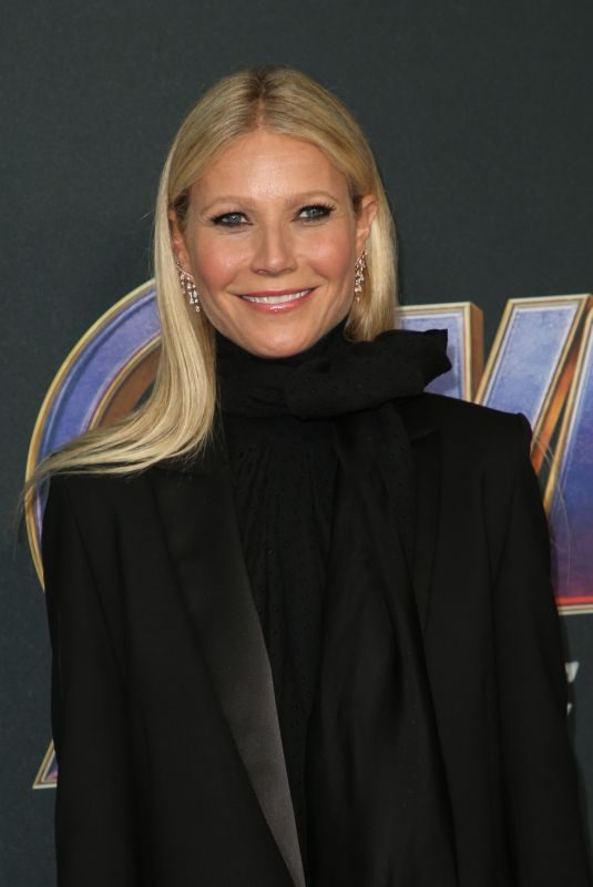 GWYNETH PALTROW at Avengers: Endgame Premiere in Los Angeles 04/22/2019