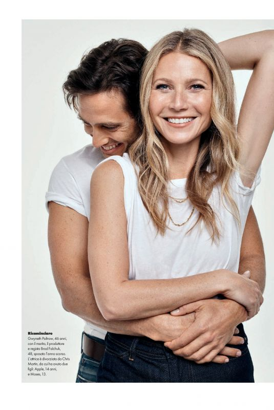 GWYNETH PALTROW in Elle Magazine, Italy May 2019