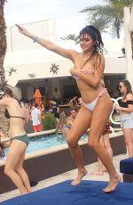 HAILEE LAUTENBACH in Bikini at a Pool in Las Vegas 04/29/2019