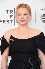 HALEY BENNETT at Swallow Screening at 2019 Tribeca Film Festival 04/28/2019