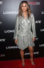 HALLE BERRY at Long Shot Screening at Cinemacon in Las Vegas 04/04/2019