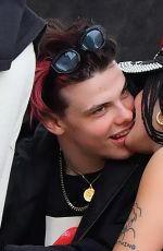 HALSEY and Yungblud at Coachella Valley Music and Arts Festival 04/13/2019