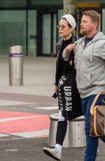 HALSEY at Heathrow Airport in London 04/08/2019