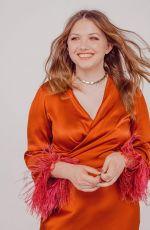 HANNAH MURRAY for Euphoria Magazine, April 2019